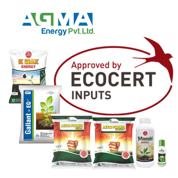 AgMA Energy, a Subsidiary Venture of AlgaEnergy and KREPL Group, Gains Ecocert Certification for Its Microalgae Crop Inputs